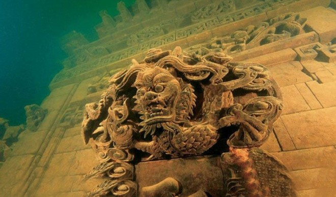 10-real-underwater-cities-Lion-City-of-Qiandao-Lake-China-www-dailymail-co-uk