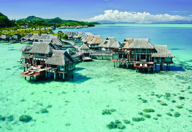 Photo: Hilton Bora Bora Nui Resort & Spa