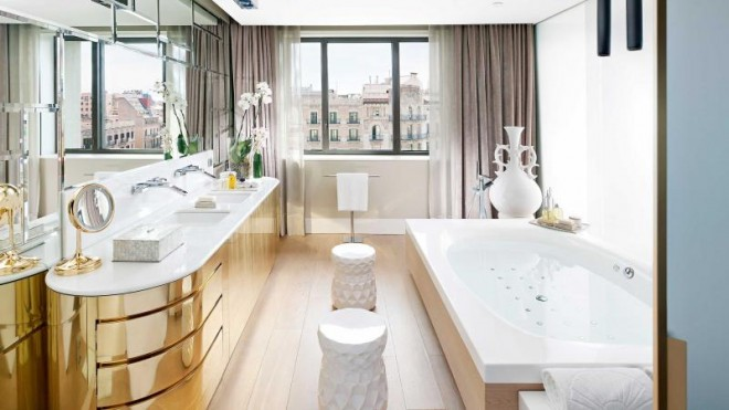 Photo: Mandarin Oriental Barcelona