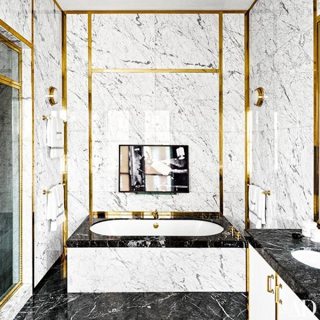 Photo: Douglas Friedman for Architectural Digest
