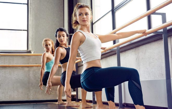 Fitness trend: Barre